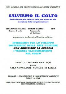 2014 SALVIAMO il GOLFO
