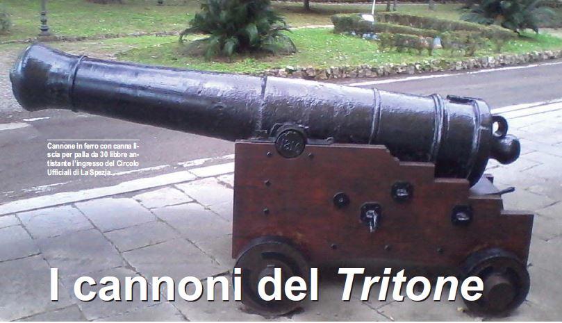 Cannoni Tritone